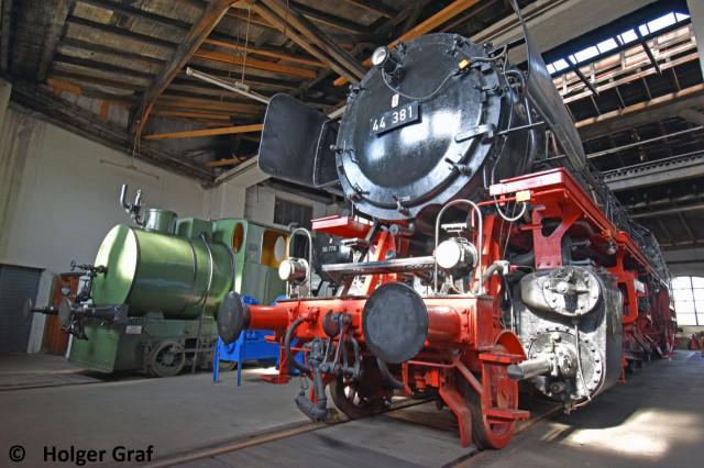 20. Rieser Teddybärentag im Nördlinger Bahnbetriebswerk