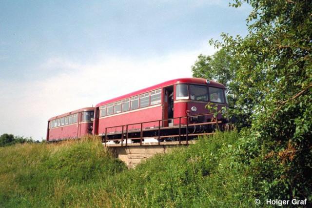 Mit dem Schienenbus ins Fränkische Seenland bzw. ins Bayerische Eisenbahnmuseum